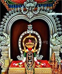 Lord Ramanatha Swamy