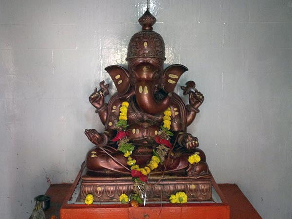 Ganesh Idols in Puja Room