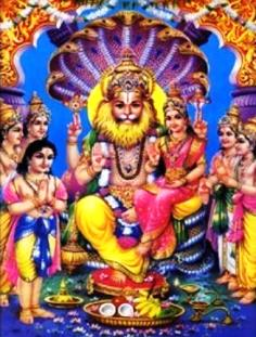 Debt Removing Prayer of Lord Lakshmi Narasimha