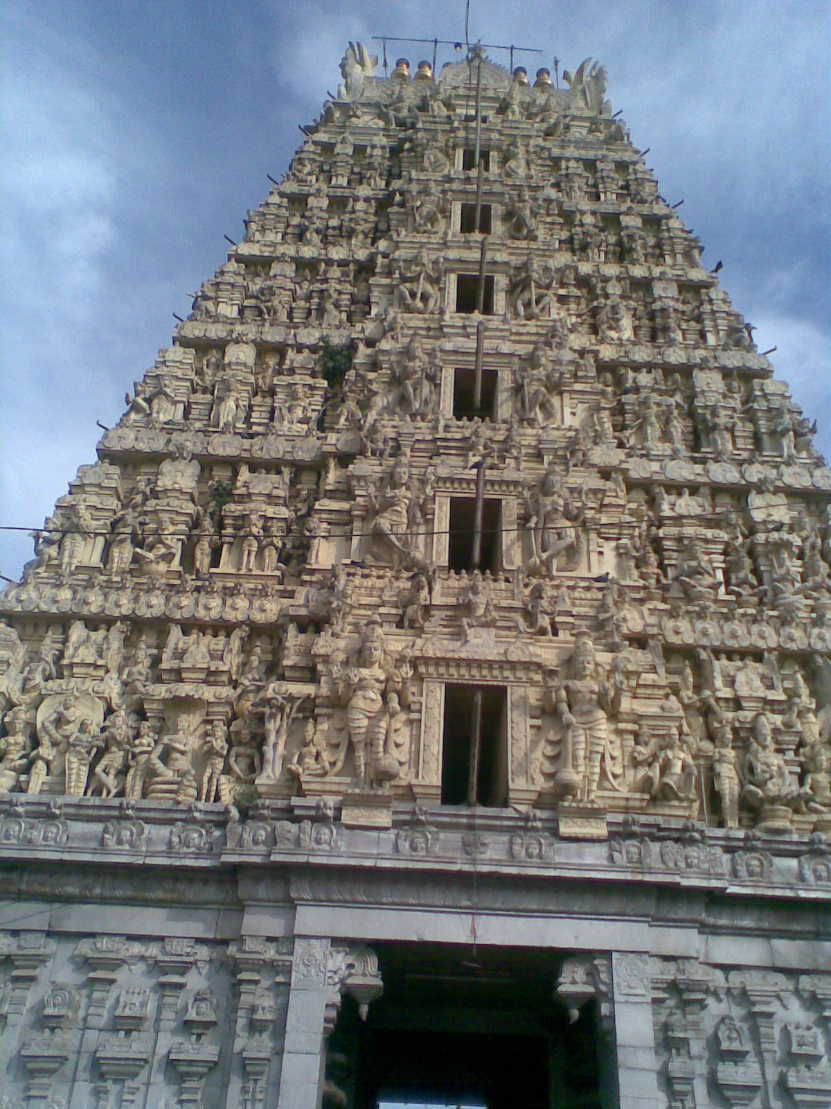 madurai meenakshi temple history in english pdf
