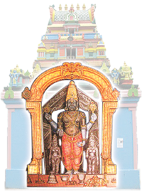 Sri Balaji Temple, Chilkur, Hyderabad
