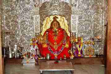 idol Mahaganapathi Temple Ranjangaon